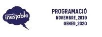 PROGRAMACIÓ NOV-GEN 2019-2020